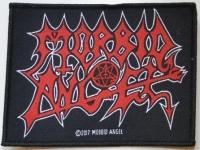 MORBID ANGEL - Logo - woven Patch