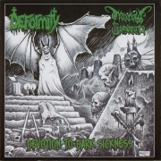 MORBID FUNERAL / DEFORMITY - split CD - Devotion To Dark Sickness
