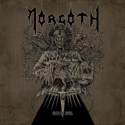 "MORGOTH -7"" EP- God is Evil - clear vinyl"