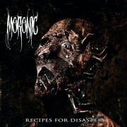 MORONIC - CD - Recipes For Disaster