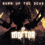MORTOR - CD - Burn Up the Dead