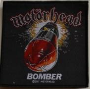 MOTÖRHEAD - Bomber - woven Patch