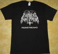 NAKED WHIPPER - Painstreaks - T-Shirt