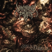 NAEGLERIA FOWLERI - CD - Odes To The Adorable Essence Of Putrefaction