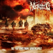 NECROTTED - EP CD - Die For Something Worthwile