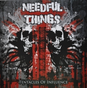 """NEEDFUL THINGS - Tentacles of Influence - 12"""" LP  (grey Vinyl)"""