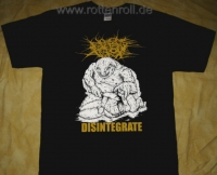 NO ONE GETS OUT ALIVE - Disintegrate - T-Shirt size XXL (2nd Hand)