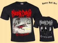 NUCLEAR DEATH - Carrion for Worm - T-Shirts Größe M