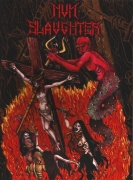 NUNSLAUGHTER - A5 Digipack CD - Live In Clifton New Jersey February 23 2002