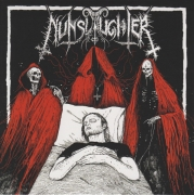 NUNSLAUGHTER / UNBURIED - split 7'' EP - (black Vinyl)