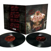 """OBITUARY - 12"""" 2-LP - Inked In Blood"""