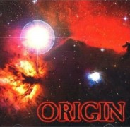 ORIGIN - 12'' LP - Origin (black Vinyl)