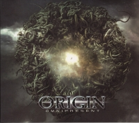 ORIGIN - 12'' LP - Omnipresent (black Vinyl)