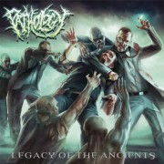 "PATHOLOGY - 12"" LP - Legacy Of The Ancients"