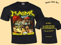 PLASMA - Engulfed in Terror - T-Shirt