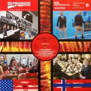 PSUDOKU / PARLAMENTARISK SODOMI - split 12'' LP - Report From The 10th Dimension / Demo 2018