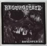 REGURGITATE - Bonesplicer - printed Patch