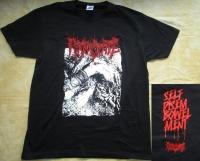 REGURGITATE - Selfdisembowelment - T-Shirt Größe M