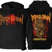REPULSION - Hoodie - size XL