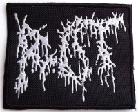 ROT - embroidered Logo Patch