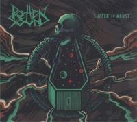 ROTTEN SOUND - 12'' LP - Suffer to Abuse (blue Vinyl)