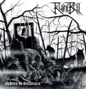 "RUINEBELL - Gatefold 7"" EP Demise in Disgrace"