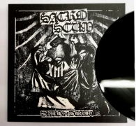 SACROSCUM - 12'' LP - Drugs & Death