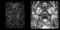 SADISTIC INTENT / PENTACLE - 12'' MLP -  Invocations Of The Death-Ridden