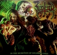 SECTESY - CD - In The Secretion Of Upcoming Days