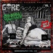 SEMEN - CD - Goreography Vol. 3 Splatter Tracks from the Torture Chamber