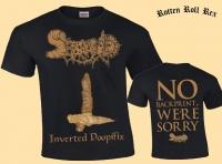 SERRABULHO - Inverted Poopifix - T-Shirt