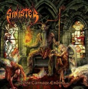 SINISTER -CD- The Carnage Ending
