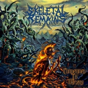 SKELETAL REMAINS -CD- Condemned to Misery