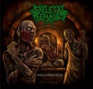 SKELETAL REMAINS -CD- Beyond the Flesh
