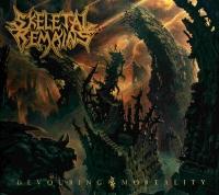SKELETAL REMAINS - Digipak - CD - Devouring Mortality (limited + Bonustrack)