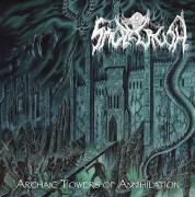 SKULLCRUSH - CD - Archaic Towers Of Annihilation