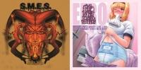 S.M.E.S. / E.F.R.O.  split CD -