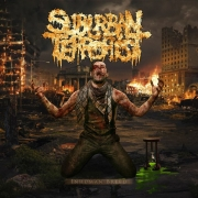 SUBURBAN TERRORIST - CD - Inhuman Breed