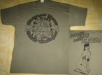 Satans Revenge On Mankind - Limited Local Butcher - T-Shirt size XXL (2nd Hand)