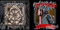 """TANKARD / POSTMORTEM - split 7""""EP"""