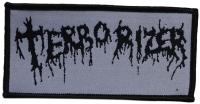 TERRORIZER - Logo - woven Patch