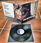 "THE NEW BLACK -Gatefold 12"" LP- A Monster's Life"