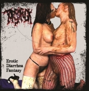 TORSOFUCK - 12'' LP - Erotic Diarrhea Fantasy (black)