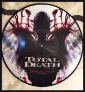 "TOTAL DEATH -12"" Picture LP- Inmerso en la Sangre"