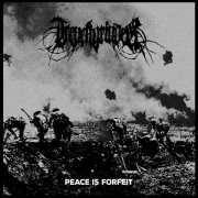 TRENCHGRINDER - CD - Peace is Forfeit