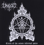 UNGOD -CD- Circle of the Seven Infernal Pacts