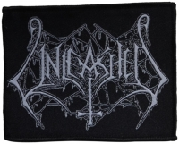 UNLEASHED - Logo - woven Patch