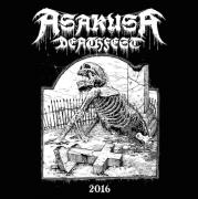 V/A: ASAKUSA DEATHFEST 2016 - CD - Festival Compilation w. SKELETAL REMAINS, RUDE, COFFINS, CARNATION...