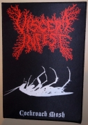 VISCERA INFEST - Backpatch - Cockroach Mosh