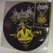 "VOLCANIC -10"" EP- Okkult Witch"